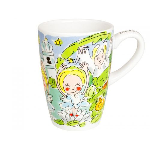 XL Mug Indian Water Lilies 0,5L