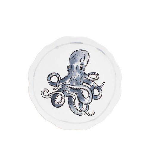 Plate ø15cm Octopus