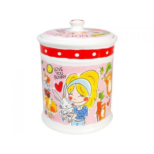 Storage jar Rodent