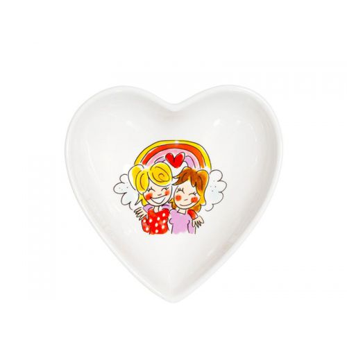 Bowl heart ø16cm Girls
