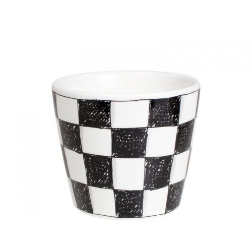 Cup Checkered 0,15L