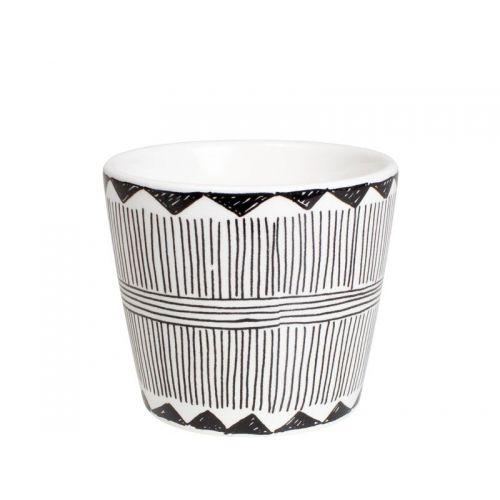 Cup Striped 0,15L