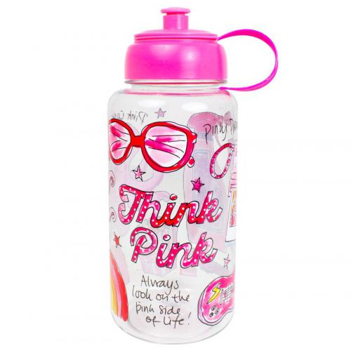 Water Bottle Pink Days 1 L