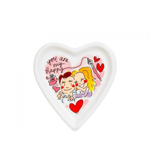 Petit four ø12cm Happy Heart
