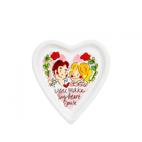 Petit four ø12cm Smile Heart