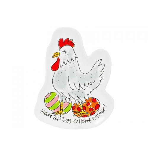 3D Plate Chicken