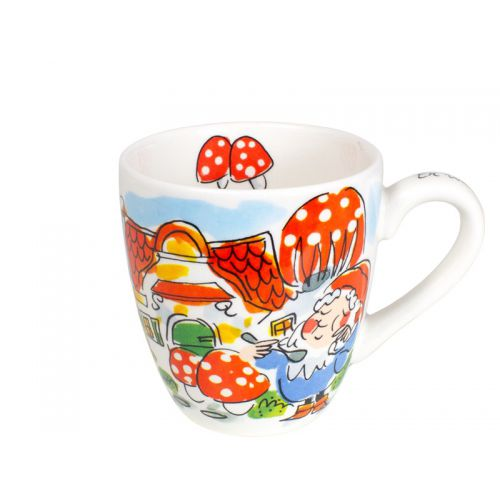 Mini Mug Red Shoes 0,2L