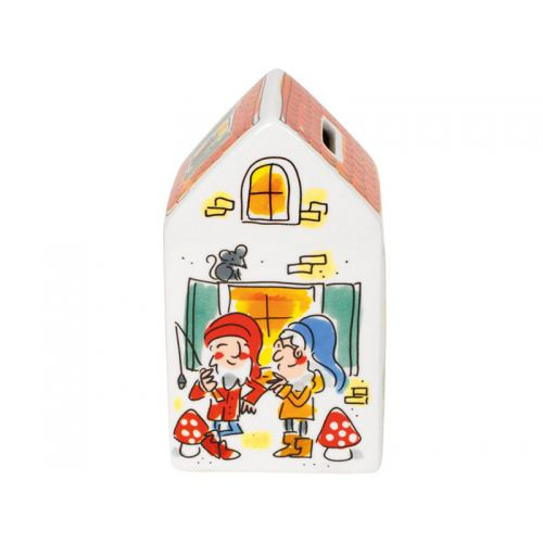House Shaped Money Bank Fairytale Forest