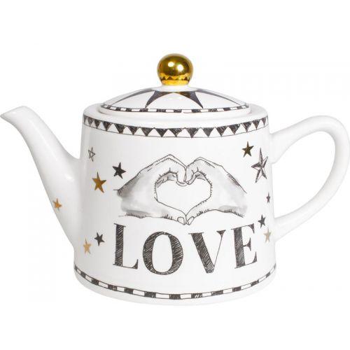 Teapot Noir