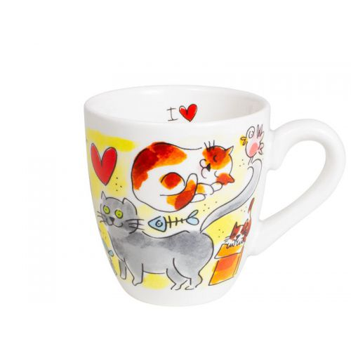 Mini Mug Cat Lover 0,2L