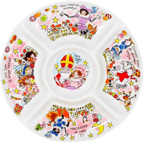 Snack Platter ø34,5 Saint Nicholas