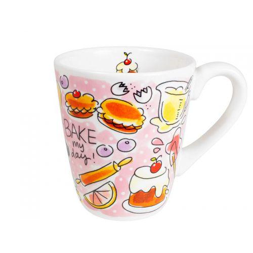 Mug Pink Baking 0,35L