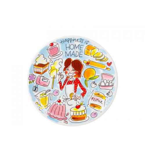 Dessert Plate ø18cm Bake