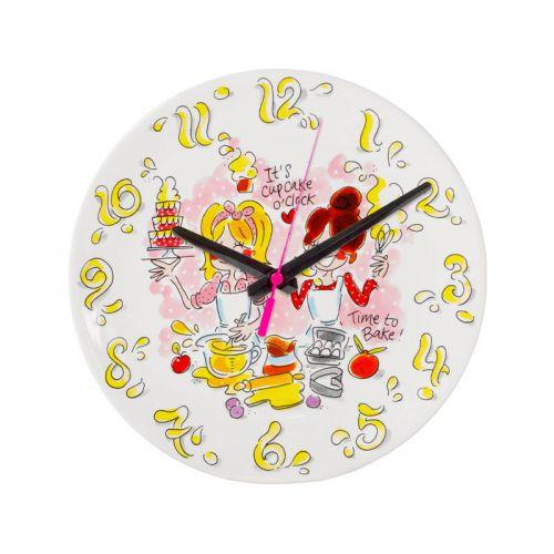 Clock Bake