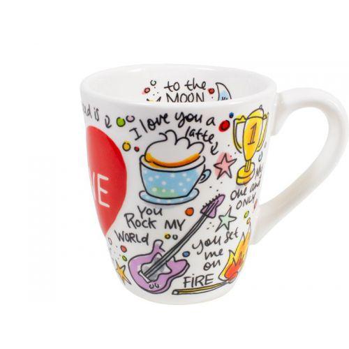 3D Mug Love Valentine 0,35L