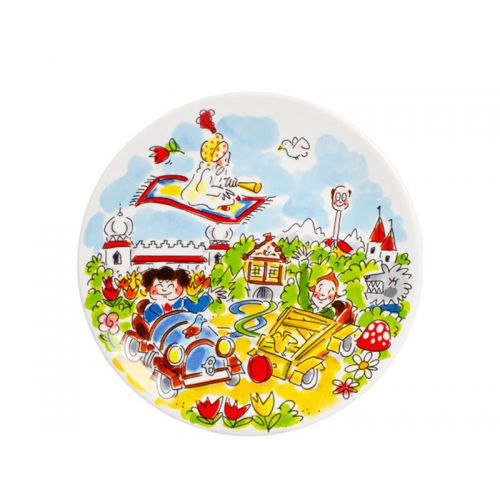 Breakfast Plate ø22cm Flying Fakir