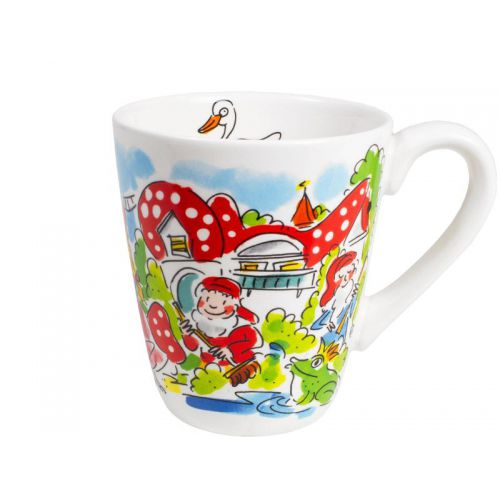 Mug Red Shoes 0,35L