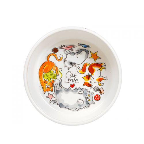 Nieuw - Voerbak Kat ø15.5 cm