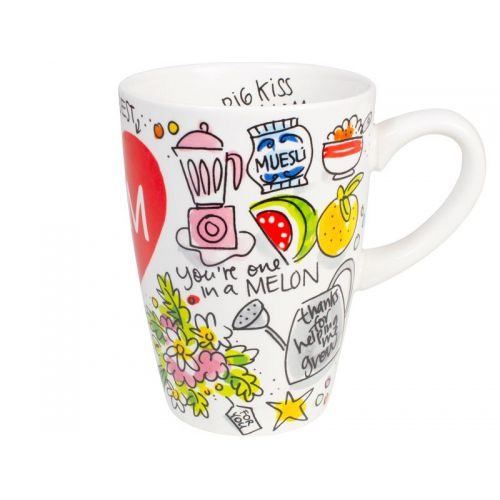 XL Mug World's Best Mom 0,5L