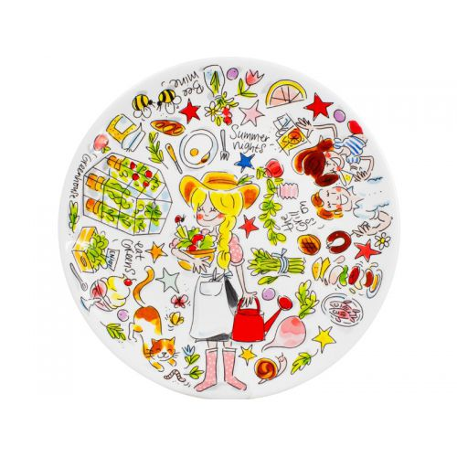 Dinerbord ⌀26cm Green Happiness