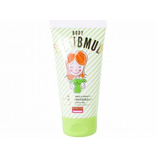 Body Scrubmud - Green Florals & Apple