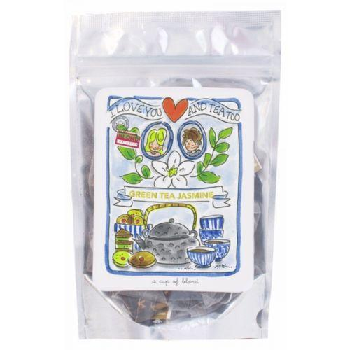 Thee From Asia with love - white tea yasmin