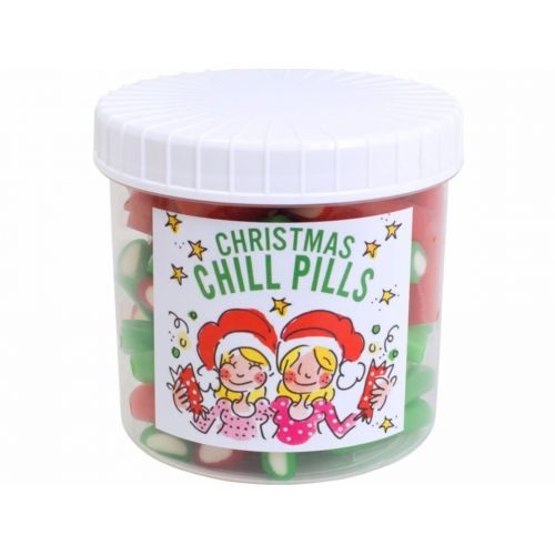Christmas chill pills L