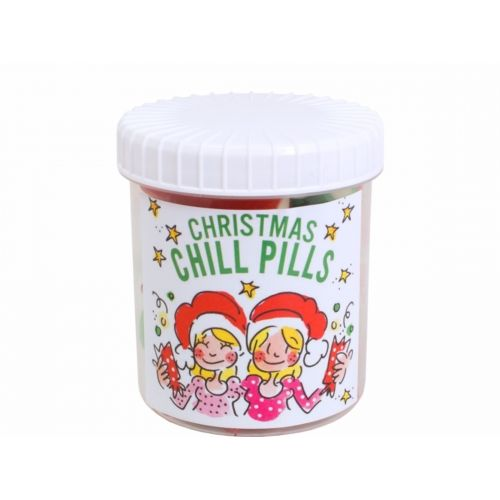 Christmas chill pills S