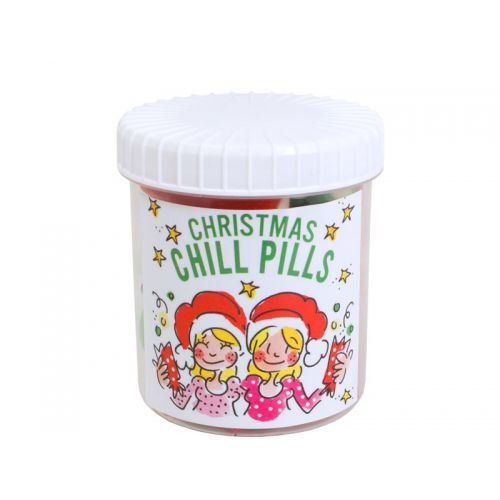Christmas chill pills S