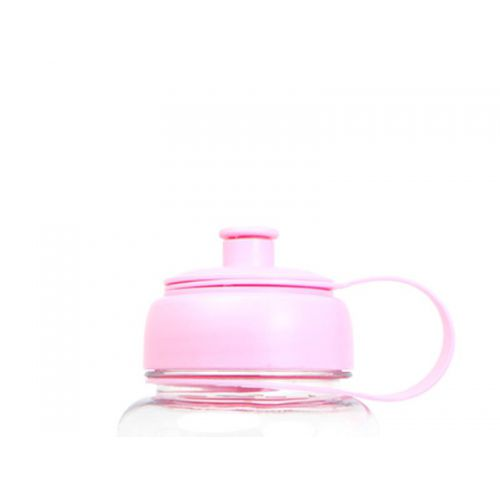 Cap water bottle Light Pink