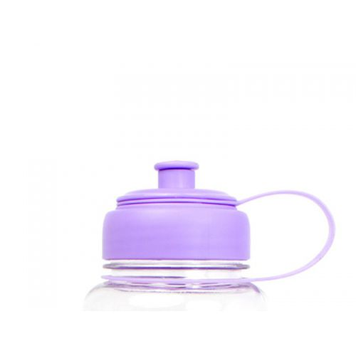 Cap water bottle Lila