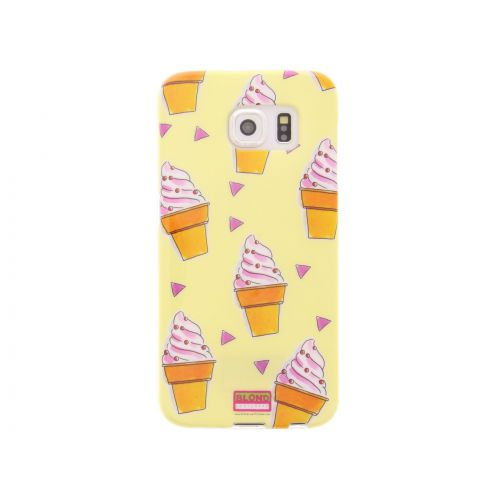 Samsung Galaxy case S6 - Ice cream