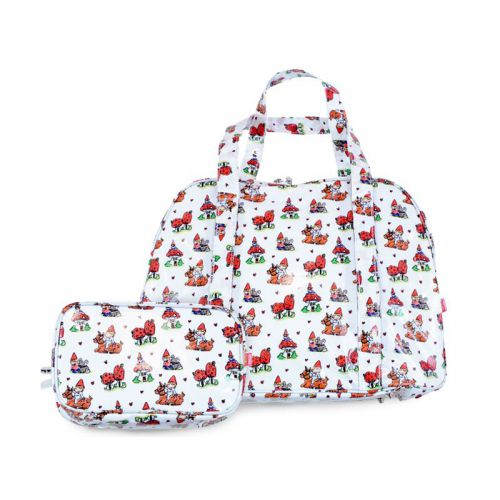 Travel bag Lovely fairy tale + free Essentials bag S